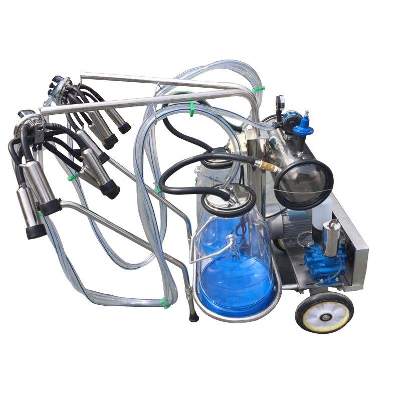 Portable Milker-VacuumPump Milking Machine