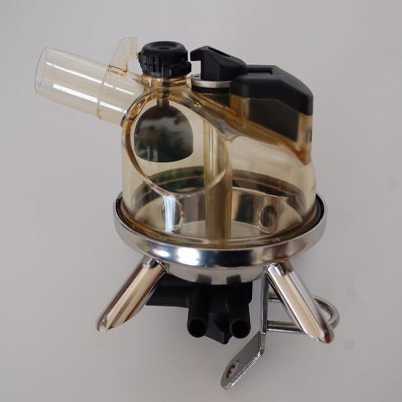 300CC milk claw with shut off valve