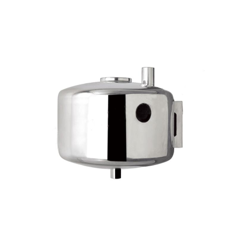 Milk receiver used on milking machines
